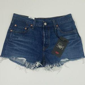 Levi's - Midrise 501 Shorts